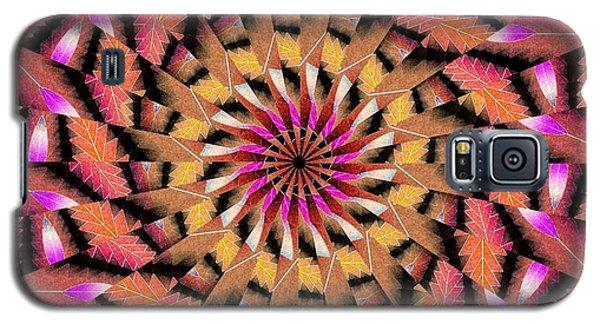 Rippled Source Kaleidoscope Galaxy S5 Case