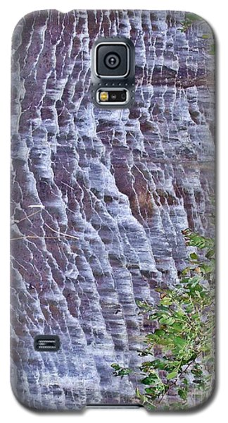 Galaxy S5 Case featuring the photograph Ripples In Stone by Christian Mattison