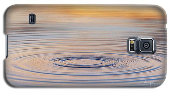 Ripples On A Still Pond Galaxy S5 Case