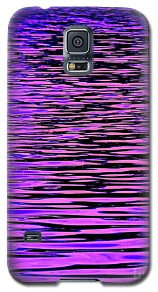 Ripples Xtreem Galaxy S5 Case by Andy Heavens
