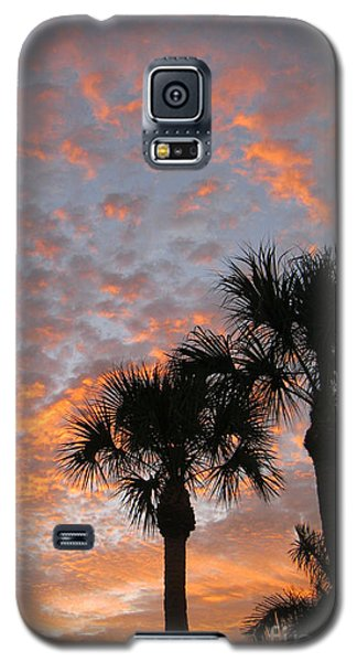 Rise And Shine. Florida. Morning Sky View Galaxy S5 Case