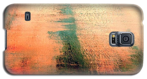 Galaxy S5 Case featuring the painting Rise by Jacqueline McReynolds