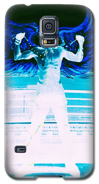 Rising Angel Galaxy S5 Case