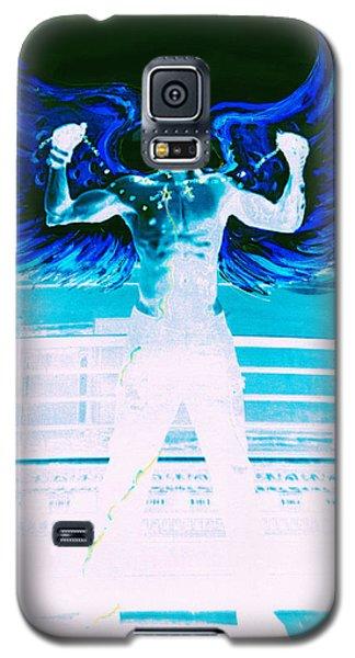 Rising Angel Galaxy S5 Case