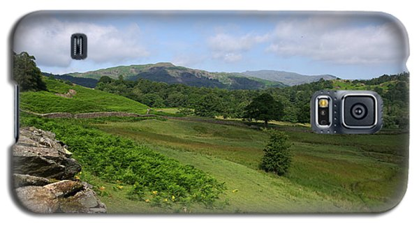 Rising From Rydal Cumbria Galaxy S5 Case by Graham Hawcroft pixsellpix