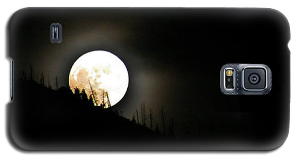 Rising Moon Galaxy S5 Case by Joel Loftus