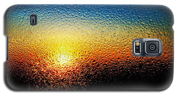 Rising Sun Galaxy S5 Case by Tom Druin