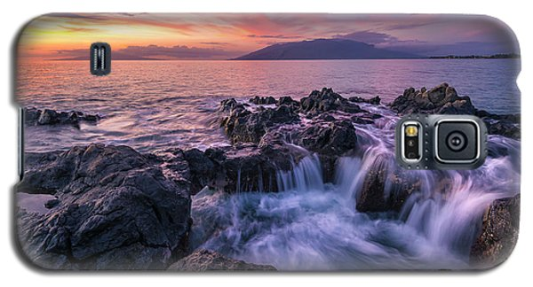 Galaxy S5 Case featuring the photograph Rising Tide by Hawaii  Fine Art Photography
