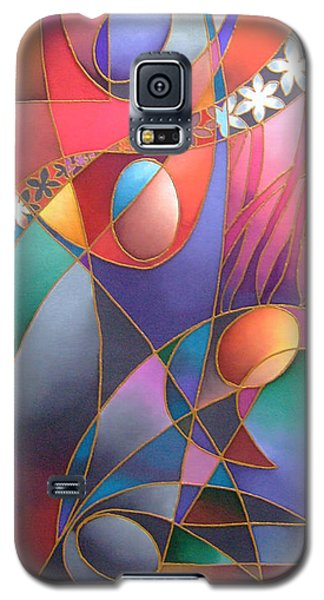 Rising Up Again Galaxy S5 Case