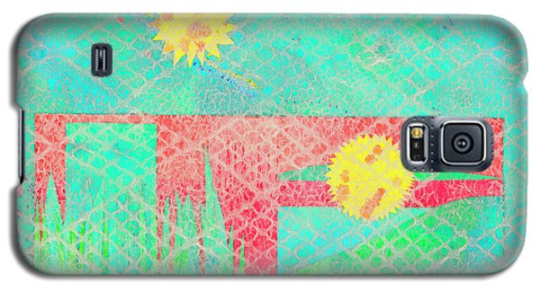Rita's Meadow Galaxy S5 Case