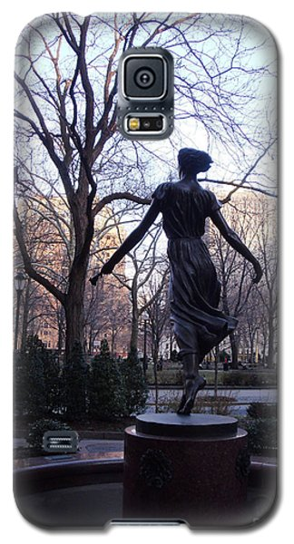 Rittenhouse Square At Dusk Galaxy S5 Case