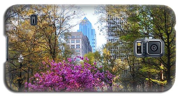Rittenhouse Square In Springtime Galaxy S5 Case