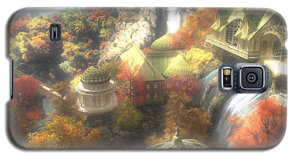 Rivendell Galaxy S5 Case by Cynthia Decker