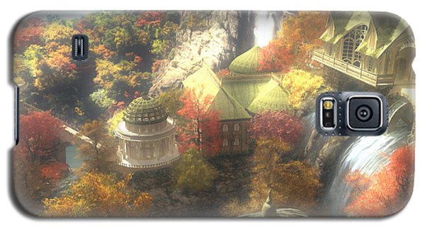 Elf Galaxy S5 Case - Rivendell by Cynthia Decker