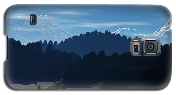 River Adventure Galaxy S5 Case