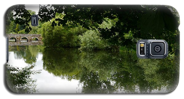 River And Bridge Galaxy S5 Case