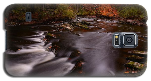 River Bend Galaxy S5 Case by Paul Noble