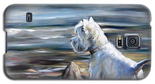 River Boy Galaxy S5 Case by Mary Sparrow