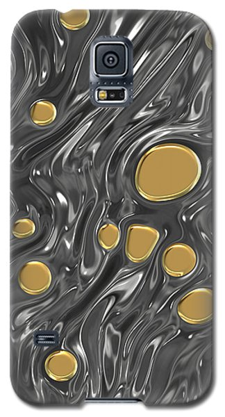 River Of Silver And Gold Galaxy S5 Case