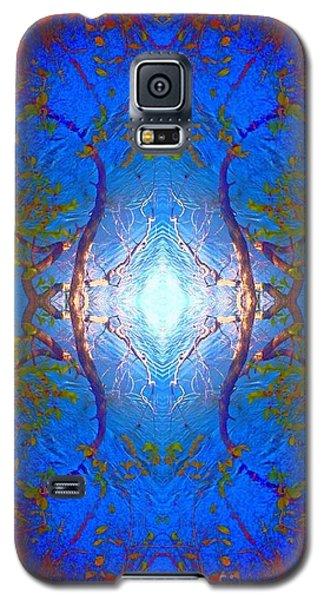 River Portal Galaxy S5 Case by Karen Newell