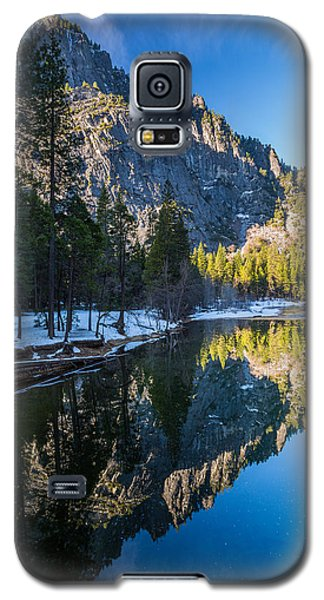 River Reflections Galaxy S5 Case by Mike Lee