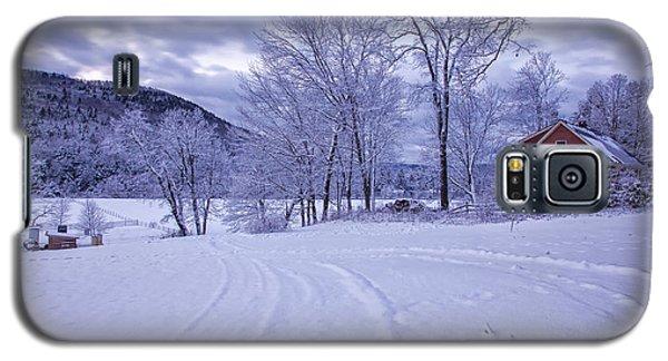 River Road Winter Galaxy S5 Case