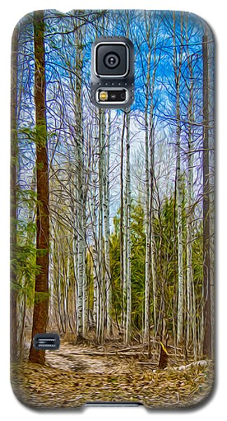 River Run Trail At Arrowleaf Galaxy S5 Case