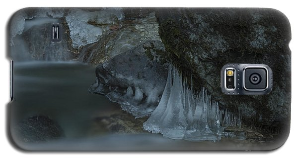 River Stalactites Galaxy S5 Case by Rod Wiens