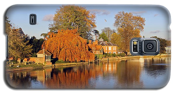 River Thames At Marlow Galaxy S5 Case