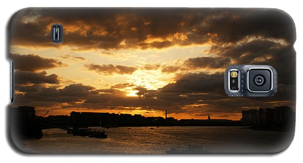 River Thames From Greenwich Galaxy S5 Case
