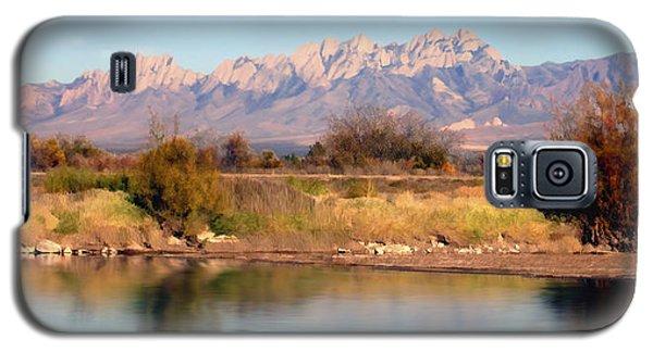 River View Mesilla Panorama Galaxy S5 Case