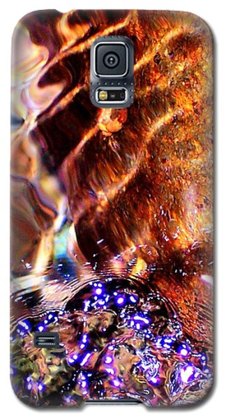 River Water Abstract Galaxy S5 Case