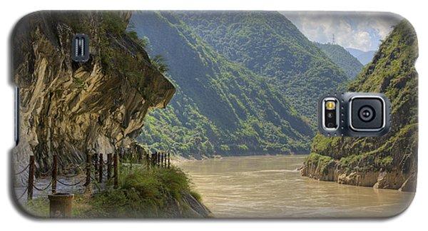 River Yangzi Galaxy S5 Case by Ray Devlin