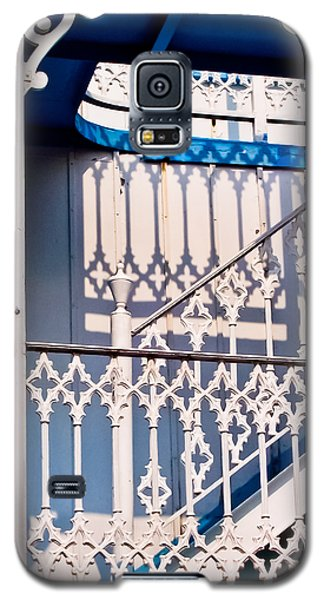 Riverboat Railings Galaxy S5 Case