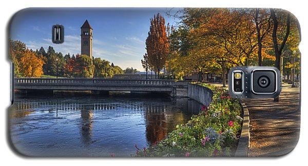 Riverfront Park - Spokane Galaxy S5 Case