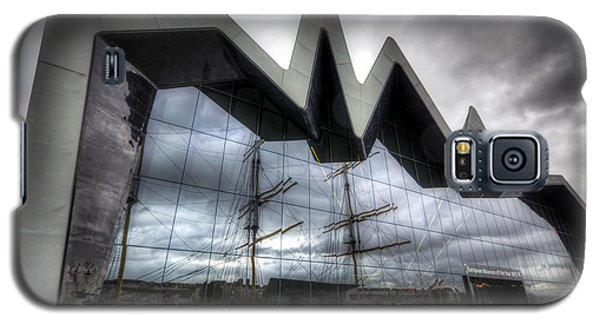 Riverside Museum Galaxy S5 Case