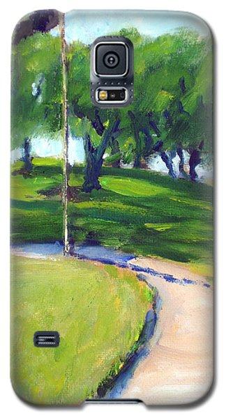 Riverside National Cemetery Pow Mia Flag Galaxy S5 Case
