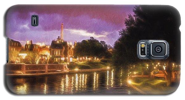 Riverwalk At Night  ... Galaxy S5 Case