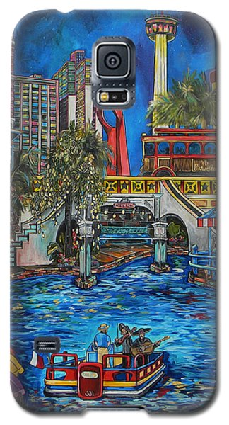 Riverwalk View Galaxy S5 Case