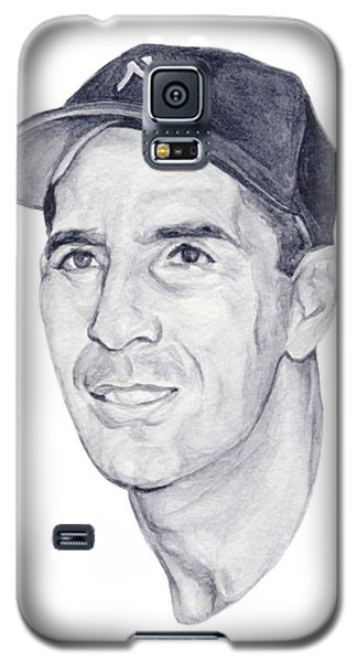 Galaxy S5 Case featuring the painting Rizzuto by Tamir Barkan