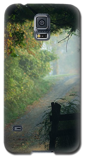 Road Goes On Galaxy S5 Case