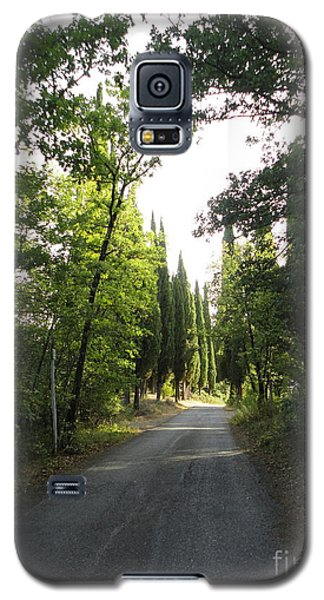 Road In Loppiano Galaxy S5 Case