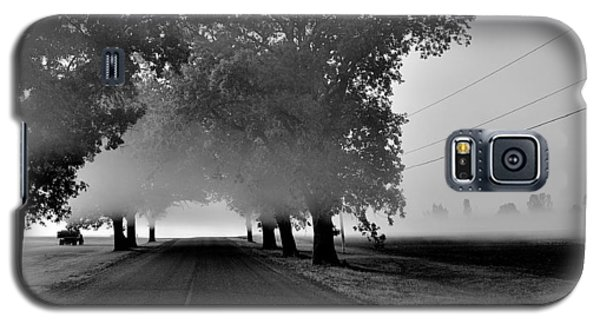 Road Into Morning Mist - Canada Galaxy S5 Case