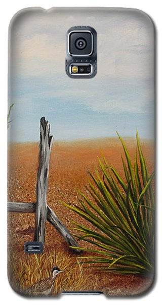 Road Runner Galaxy S5 Case by Roseann Gilmore