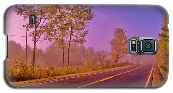 Galaxy S5 Case featuring the photograph Road To... by Daniel Thompson