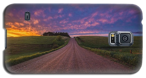 Road To Nowhere El Galaxy S5 Case