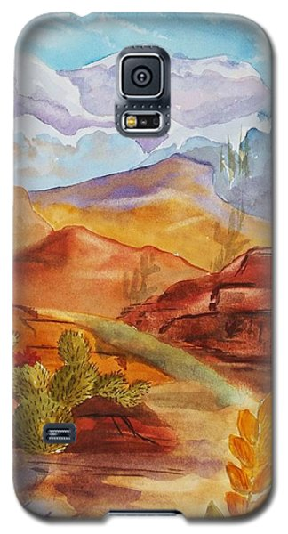 Road To Nowhere Galaxy S5 Case