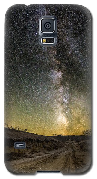 Road To Nowhere - Great Rift Galaxy S5 Case