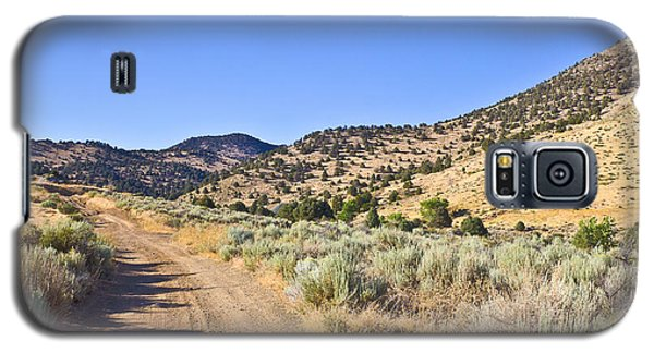 Road To Nowhere - Storey Nevada Galaxy S5 Case