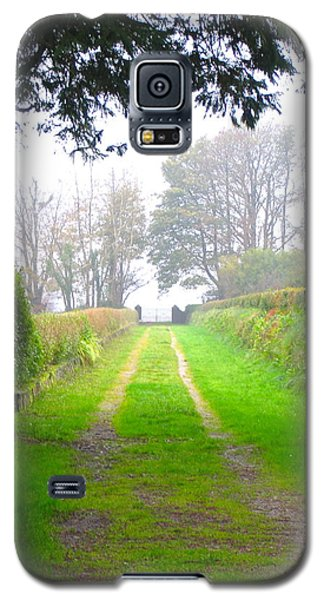 Road To Nowhere Galaxy S5 Case by Suzanne Oesterling